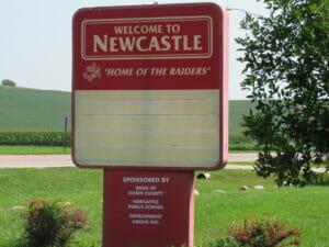 Newcastle NE 13