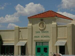 San Simon AZ 17