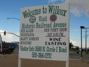 Willcox AZ 01