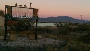 Willcox AZ 10