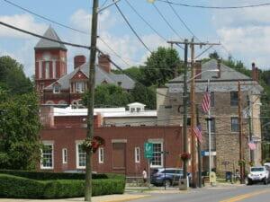 Fayetteville WV 23