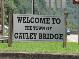 Gauley Bridge WV 01
