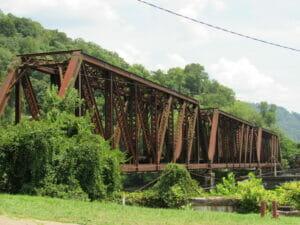 Gauley Bridge WV 11