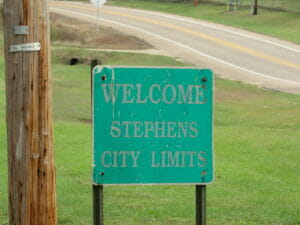 Stephens AR 06