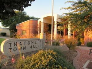 Thatcher AZ 30