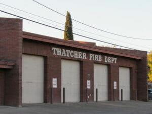 Thatcher AZ 36