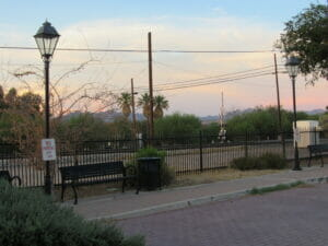 Benson AZ 53