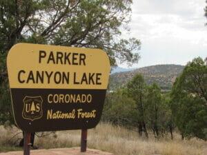 Parker Canyon Lake AZ 01