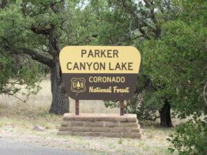 Parker Canyon Lake AZ 12
