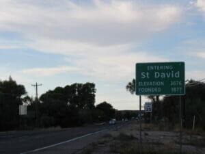 St David AZ 45