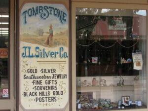 Tombstone AZ 25