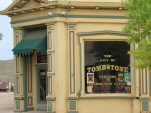 Tombstone AZ 46
