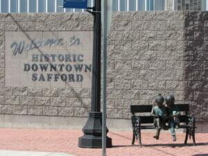 Safford, AZ 45