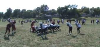 South Suburban Football Dennis Dean's Eagles vs Kelley Walker's Seminoles