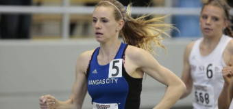 Courtney Frerichs Named WAC Track & Field Athlete of the Week