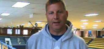Interview with Rockhurst University Head Women's Soccer Coach Greg Herdlick