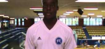 Interview with Rockhurst University Men's Soccer Team Member Oussie Gueye