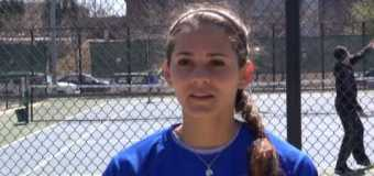 Interview with UMKC Women Tennis Team member Maddie Schulte