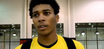 Post Game Interview With Lincoln Prep Tigers #50 Asim Brown