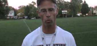 Cleveland Heights Head Football Coach Jeff Rotsky