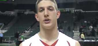 Cleveland Regional Finals Post Game Interview with Mentor Cardinals Connor Krizancic
