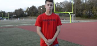 Interview with Van Horn Boys Varsity Soccer Team Captain Michael Hunsaker