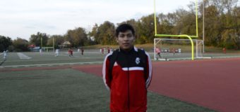 Interview with Van Horn Boys Varsity Soccer Player Abraham Colin
