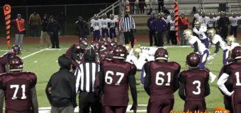Hogan vs Pleasant Hill Football 2017