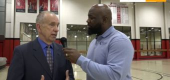 Sports Producer Gary, speaks with Coach Larry Holley