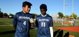 Interview with Manuel Torres, Senior Forward and Defender at Ruskin High School