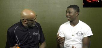 Interview with Park Hill Trojan Wide receiver Joseph Webb