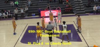 69th Boys Basketball Tournament  Overtime  St Pius X vs Liberty North