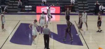 69th NKC Basketball Tournament Rock Bridge VS Liberty North