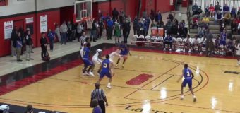 William Jewell High School Holiday Classic Rockhurst VS Center