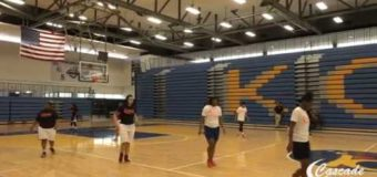 City of Fountains Coaches Association Exposure Camp Girls Workout