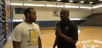 Interview with Coach Mont'e Harrison he participated in the COFCA Exposure Camp