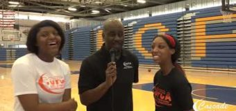 Interview with Student-Athletes who participated in the COFCA Exposure Camp.