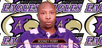 Interview Avila Head Men's Basketball Coach Rodney Perry