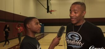 Interview with Grandview Head Boys Coach Reggie Morris