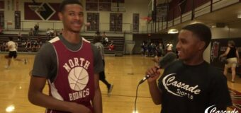 Interview with Lee's Summit North Guard Kolby Franklin