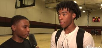 Interview with Liberty High School Guard Javion Byers
