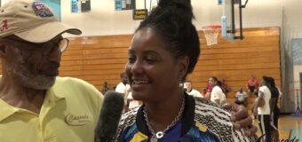 Interview with NBA Utah Jazz Alec Burks Mother Dina Burks