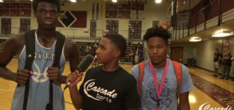 Interview with Oak Park High School Adonis Guerra & Ahmed  Mahgoub