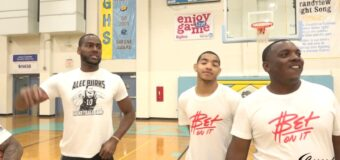 NBA Utah Jazz Alec Burks Free Basketball Camp
