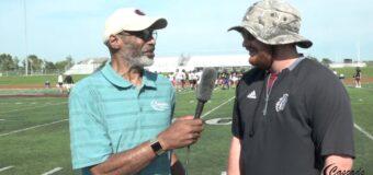 Interview with Lee's Summit North Asst  Coach Tom Upman