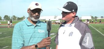 Interview with Lee's Summit North Assistant Coach  Brian Glenski