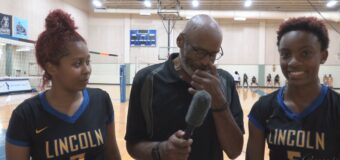Interview with Lincoln Prep Volleyball Members Jaelyn Bedell & Luul Jeylani