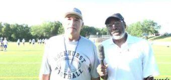 Interview with Rockhurst High School Head Football Tony Severino