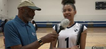 Interview with Ewing Marion Kauffman Volleyball Team Member Kaleya Hughes