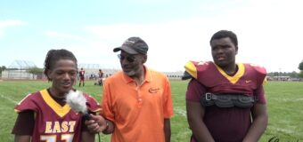 Interview With St Louis Hazelwood East Football Team Members Kynjrick Boyd & Demond Daeon